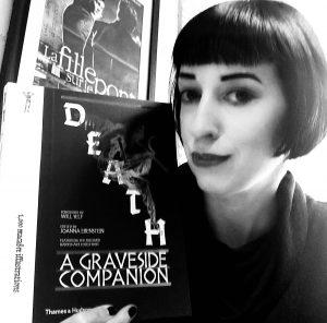 Book launch for Joanna Ebenstein's Death: A Graveside Companion | Lisa Downing